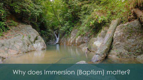 Is Baptism Necessary?