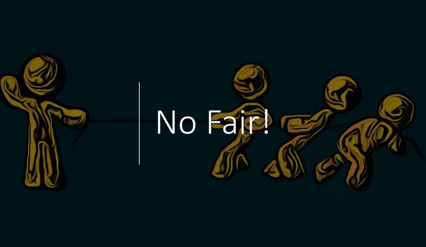 No Fair