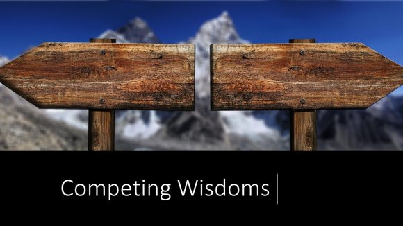 Competing Wisdom