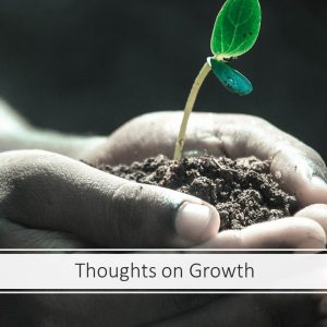 Thoughts on Growth