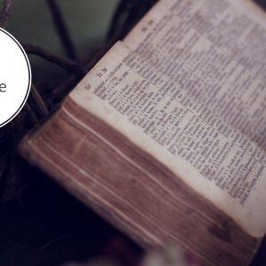 Why Scripture?