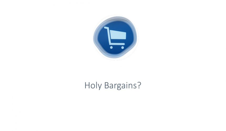 Holy Bargains