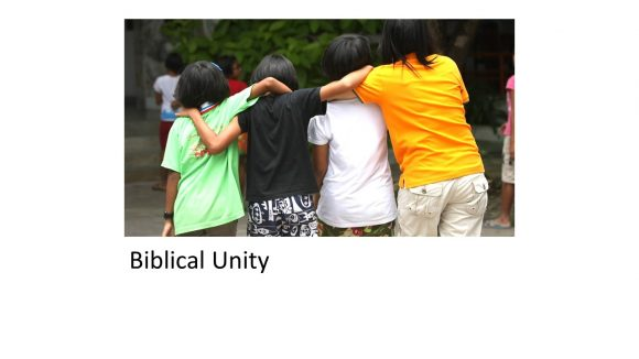 Biblical Unity