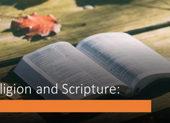 Scripture and Religion