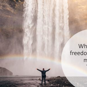 What Does Freedom in Christ Mean?